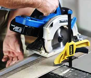 Laminate Floor Cutting