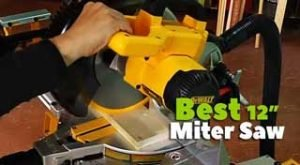 Find the Best 12 Inch Miter Saw Reviews [Handy Tools of 2021]