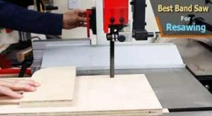 Best Bandsaw for Resawing: Topnotch for Fine Woodworking