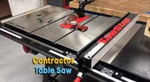 Best Hybrid Cabinet Table Saw Reviews in 2020 [Last Updated]