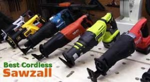 Best Cordless Sawzall Reviews [Compact and Lightweight]