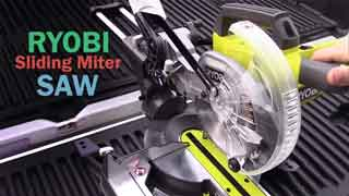 Ryobi Miter Saw Review