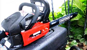 Craftsman Chainsaw Review