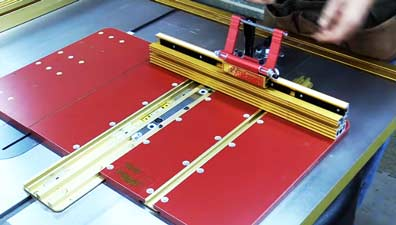 Best Cross Cut Sled