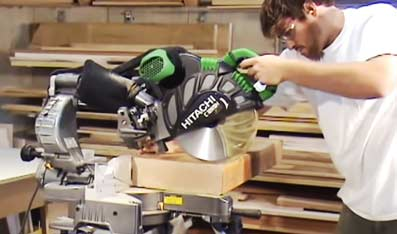 Hitachi 12 Sliding Miter Saw Review