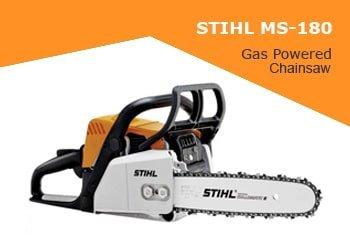 Stihl MS 180 Gas Chainsaw