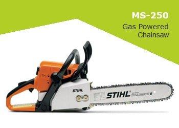 Stihl MS 250 Gas Powered Chainsaw