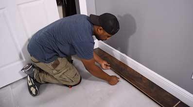 Underlayment for Vinyl Plank Flooring on Concrete