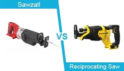 Sawzall vs Reciprocating-saw