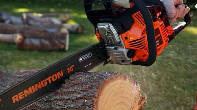 Beautiful Remington Chainsaw
