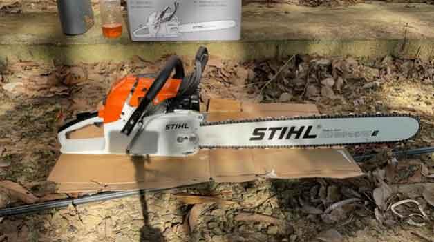 High Performed Stihl Chainsaw
