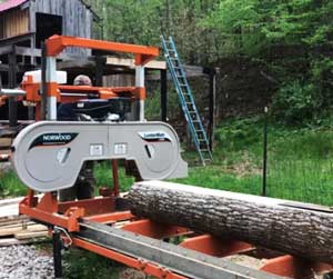 Norwood Bandsaw Mill
