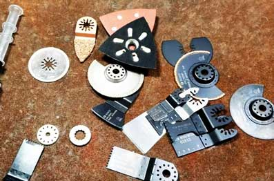 Best Oscillating Tool Blades